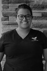 Pediatric dentist Dr. Timothy Lee's staff member - Isabel